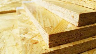Oriented Strand Board OSB Production Line High Productivity Turnkey Project