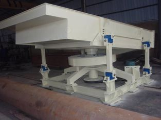 Rectangular Sifting Screen 500M3 / Hour Woodworking Industrial Machinery