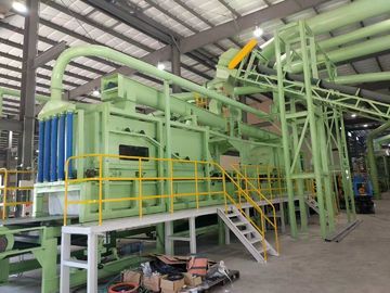 China 200000CBM Particle Board (PB) Making Machine Production Line supplier