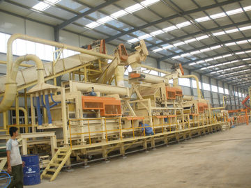 China 60000CBM Particle Board Production Line Panel 2440 x 1220 MM supplier
