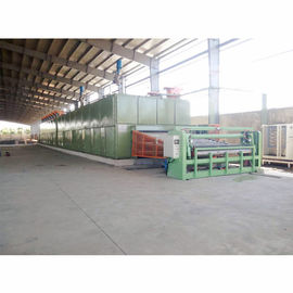 China Efficient Roller Veneer Dryer Kiln For Plywood Production Line supplier
