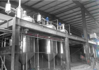 Electrical Systems Cocoa Bean Powder Making Machine / Production Line