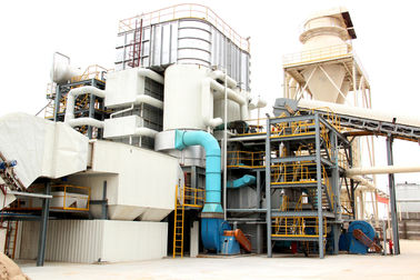 50 MW Efficient Biomass Energy Plant / Energy System / Energy Center