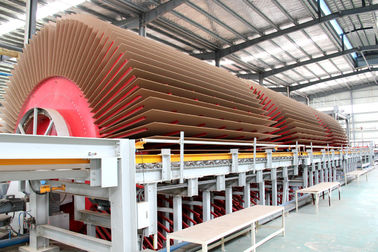 High Productivity Full Automatic MDF (Medium Density Fiberboard) Production Line