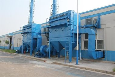 Efficient Cyclone Pulse Bag Type Dust Collector Filter Removal