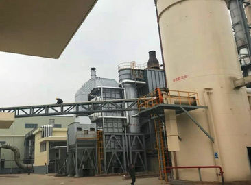 40MW Biomass Energy Plant Energy Center For Wood-based Panel Production Line