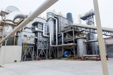 China 55 MW Waste Wood Biomass Boiler / Energy Power Plant / Energy Center factory
