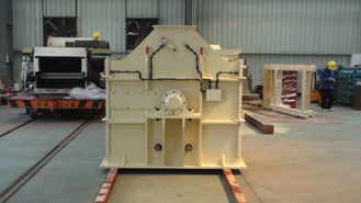 Effective Drum Chipper With Belt Conveyor For PB / MDF / OSB