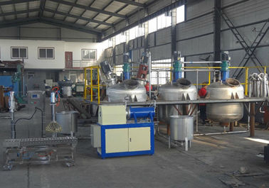 China Powerful Chemical Industry Project Water Based Paint Complete Production Line factory