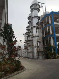H2o2 Hydrogen Peroxide Production Line / Fluidized Bed Process / Fixed Bed Process
