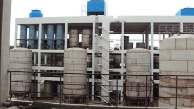 Anhydrous / Monohydrate Citric Acid Making Machine / Production Line / Turnkey Project