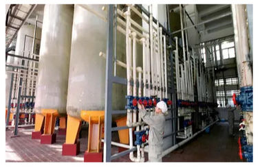 China Annual Output 50000 Tons Humic Acid / Humic Acid Fertilizer Turn Key Project factory