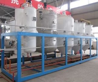 China Stainless Steel Food Engineering Projects Sunflower Seed Oil Production Line factory