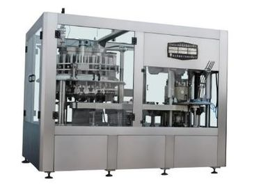 China Automatic Sauce / Liquid / Wine Filling And Capping Machine Line factory