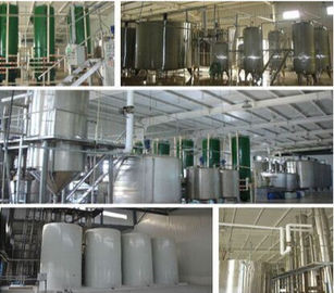 Food Glucose Syrup Making Machine / Production Line / Project